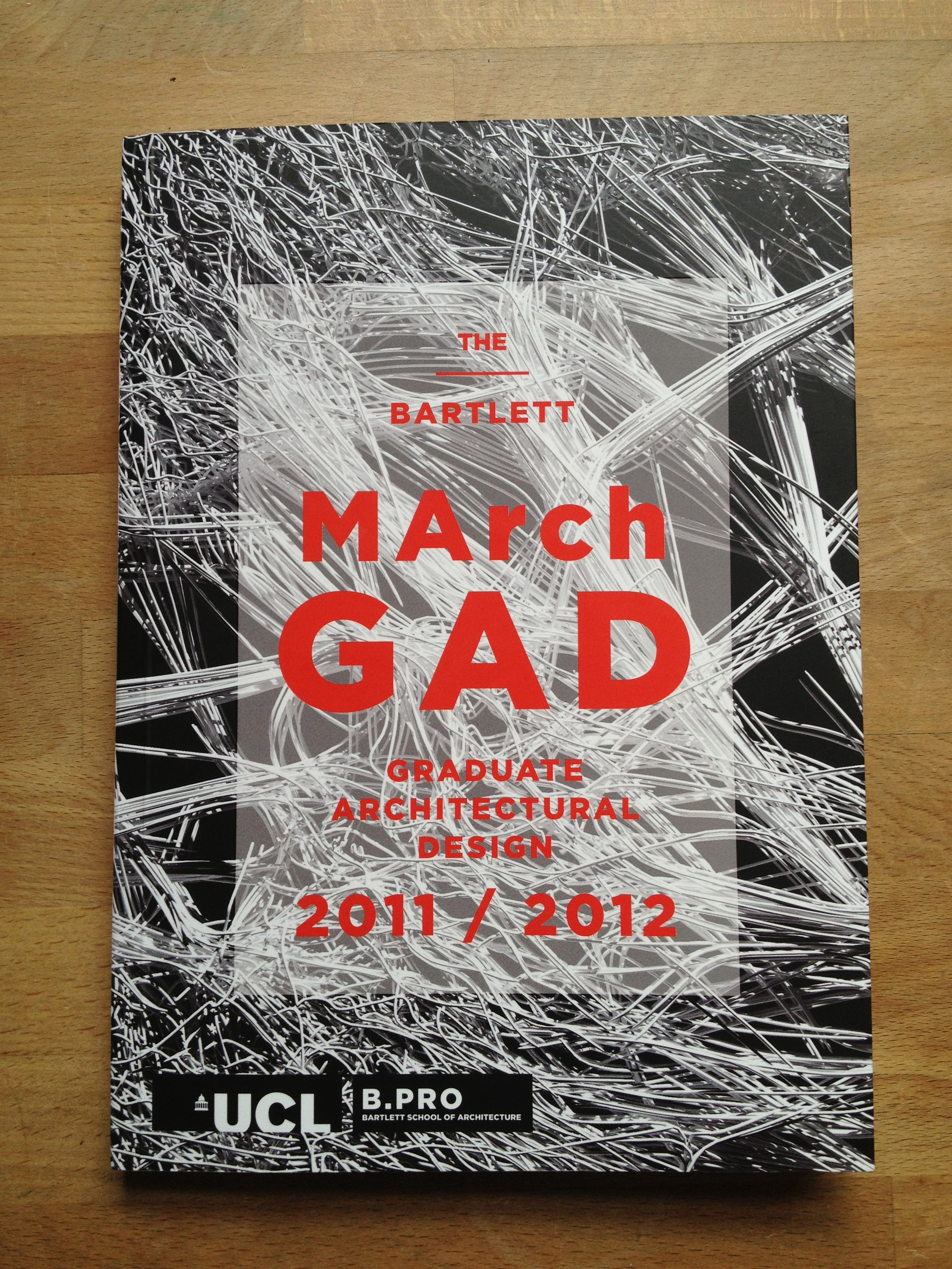 GAD CAtalogue 2011/2012